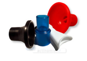Mouth piece for blowgun